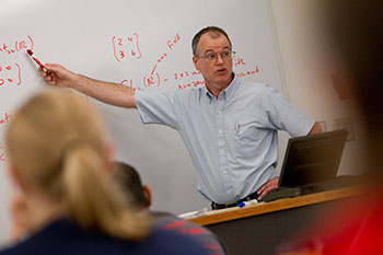 A Central Mathematics class