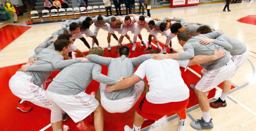 Men's Basketball Visit Day