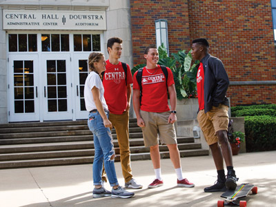 Discover Central College!