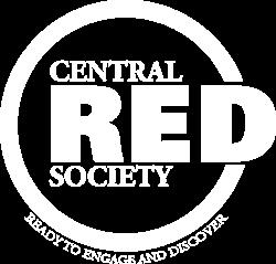 Central RED Society logo.