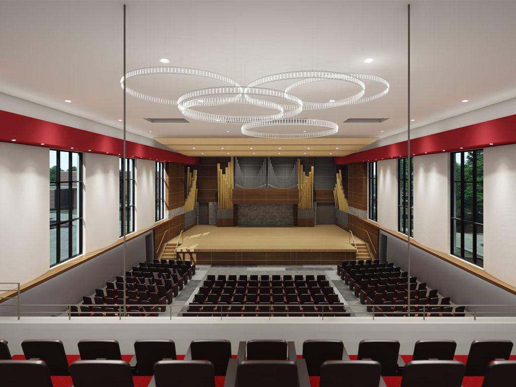 Douwstra auditorium