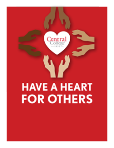 Preview of 'Have a Heart for Others' sign. Click to download.