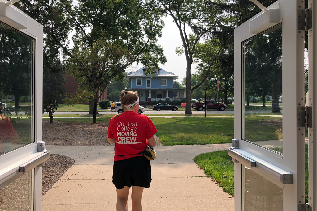 Move-in Day 2018